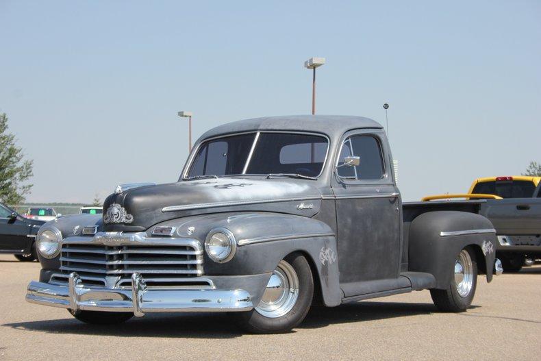 1947 Mercury Monterey