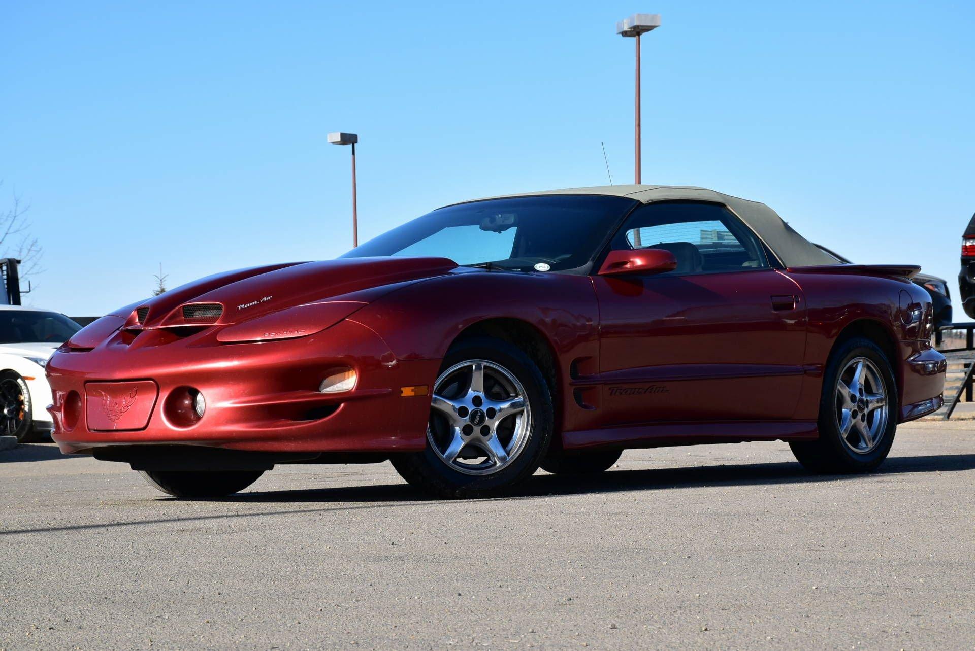 1998 pontiac firebird ws6