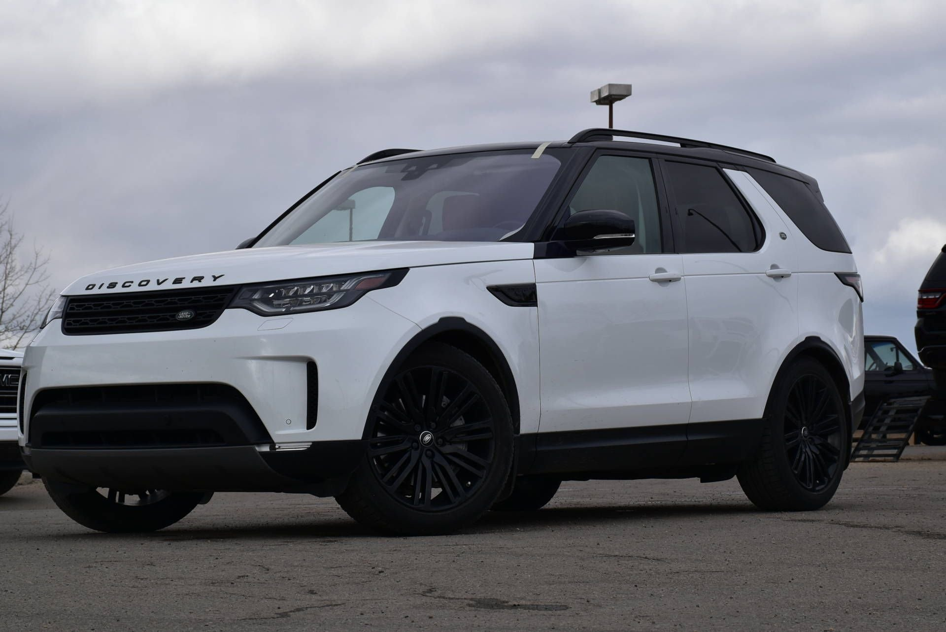 2018 land rover discovery hse si6