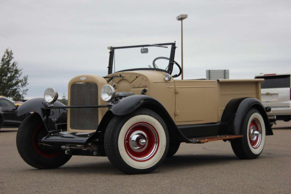 1930 chevrolet roadster classic pickup