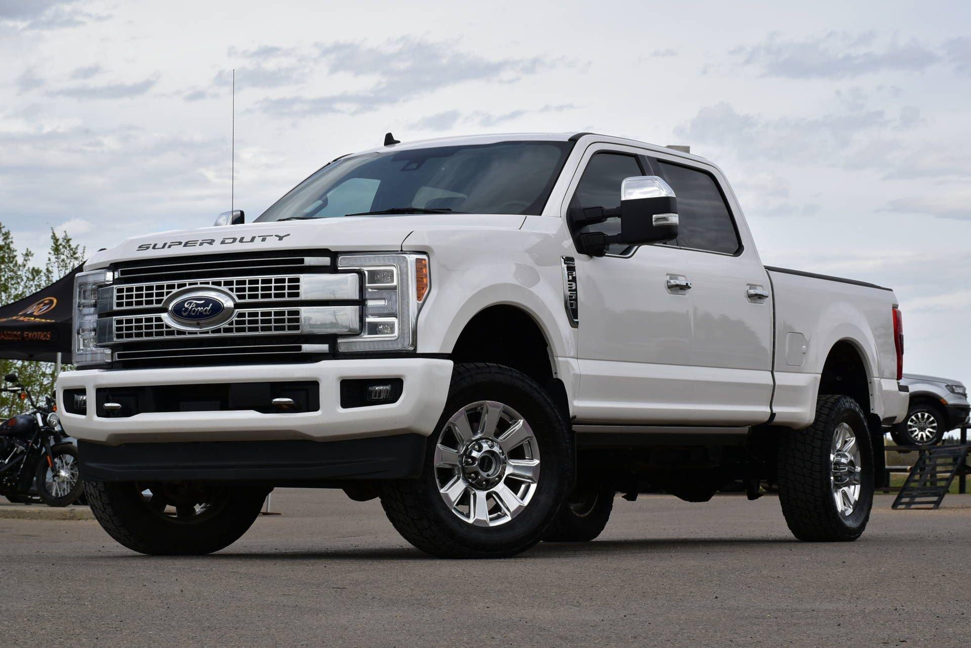 2019 ford f 350 platinum
