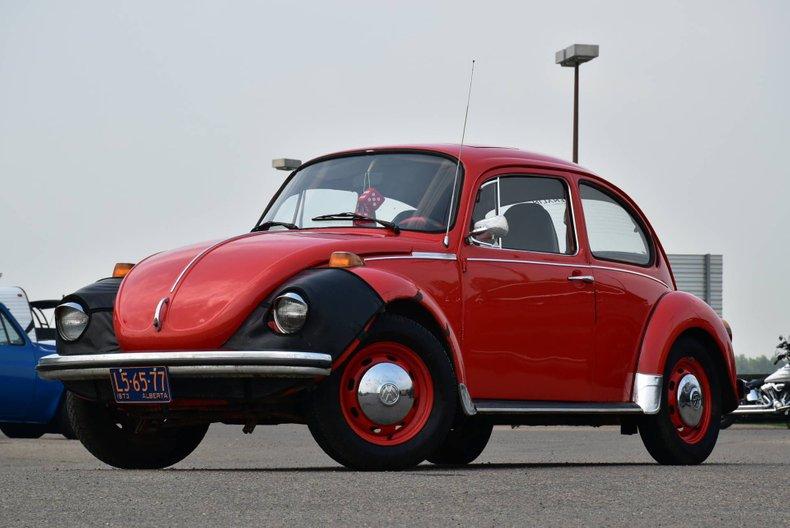 1973 Volkswagen SuperBeetle