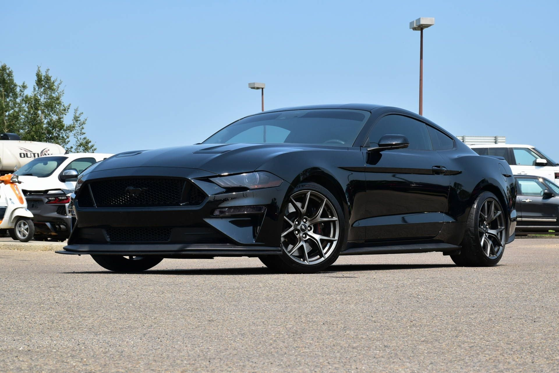 2020 ford mustang gt supercharged