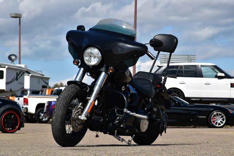 2014 Harley Davidson Soft tail Slim