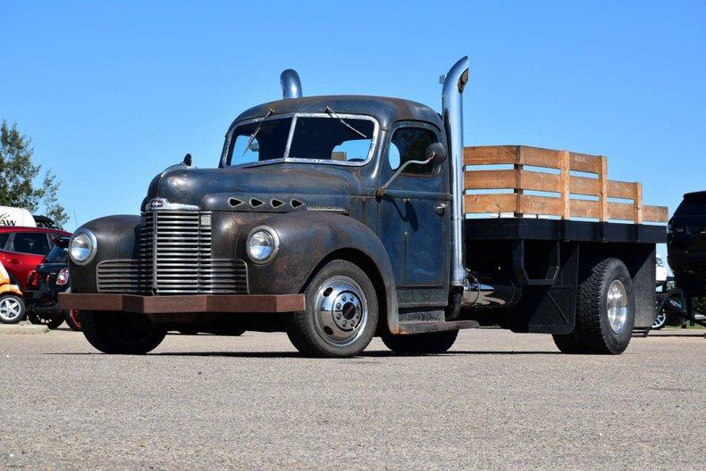 1947 International KB-5