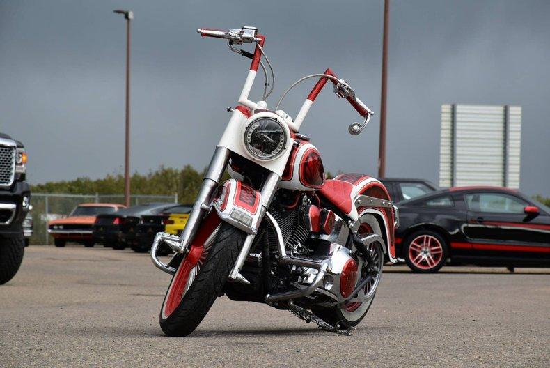 2006 Harley Davidson Heritage Softail
