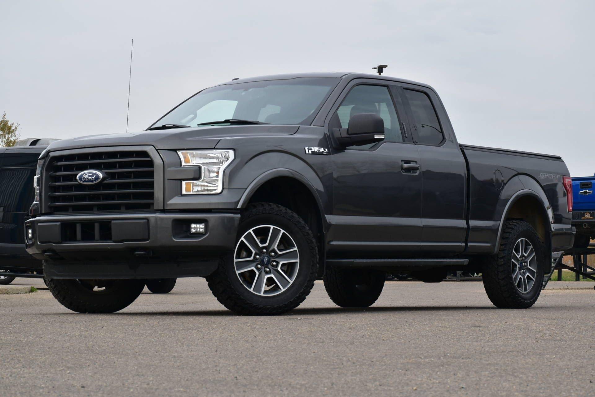 2015 ford f 150 xlt