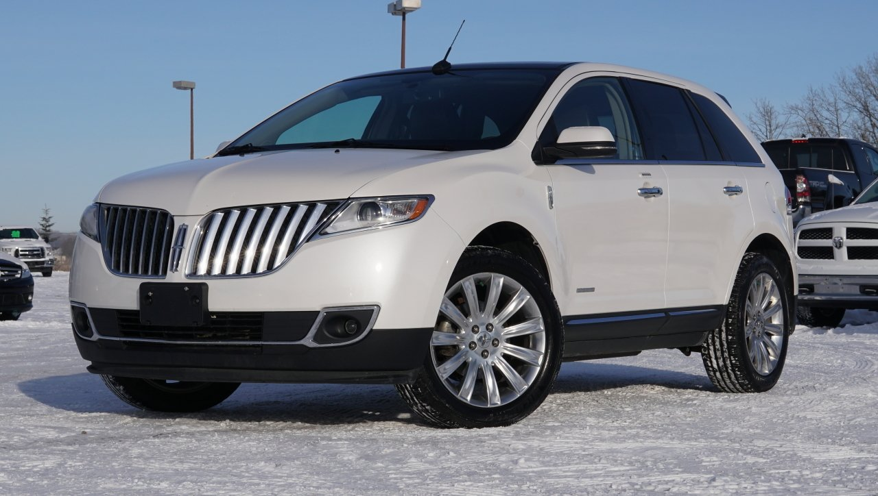 2013 lincoln mkx limited edition awd
