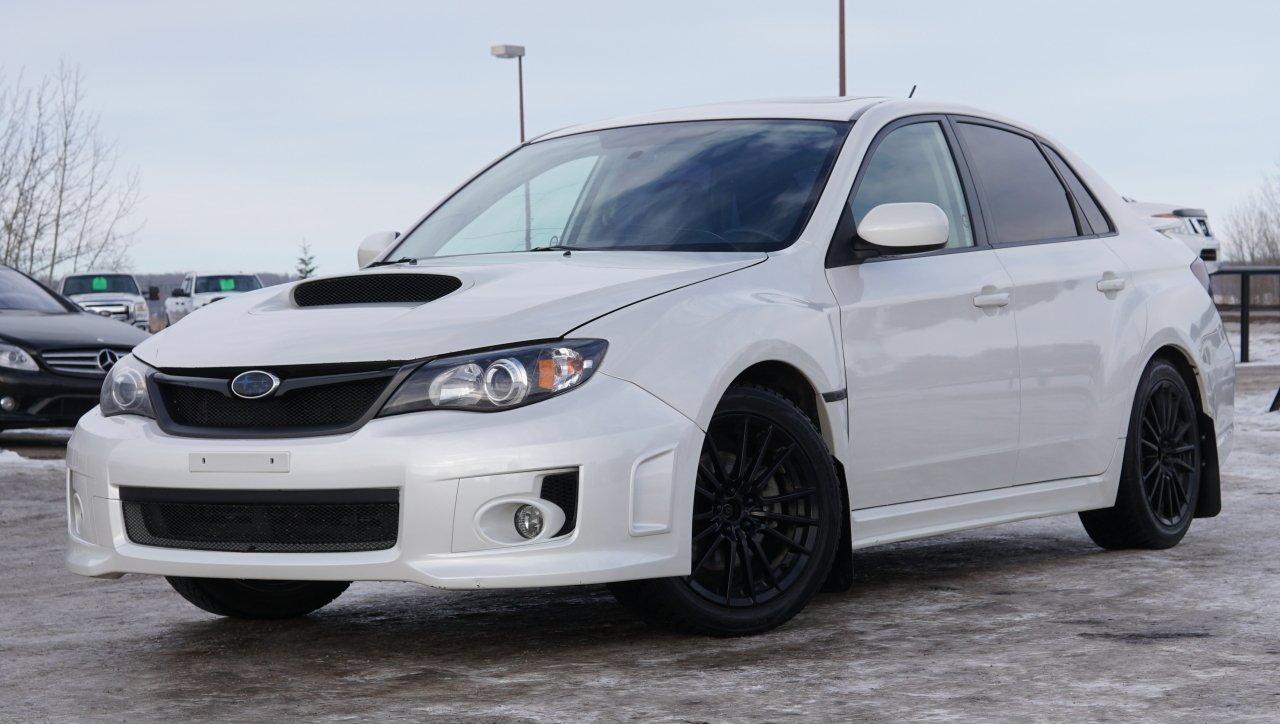2011 subaru impreza sedan wrx wrx premium 5 spd manual