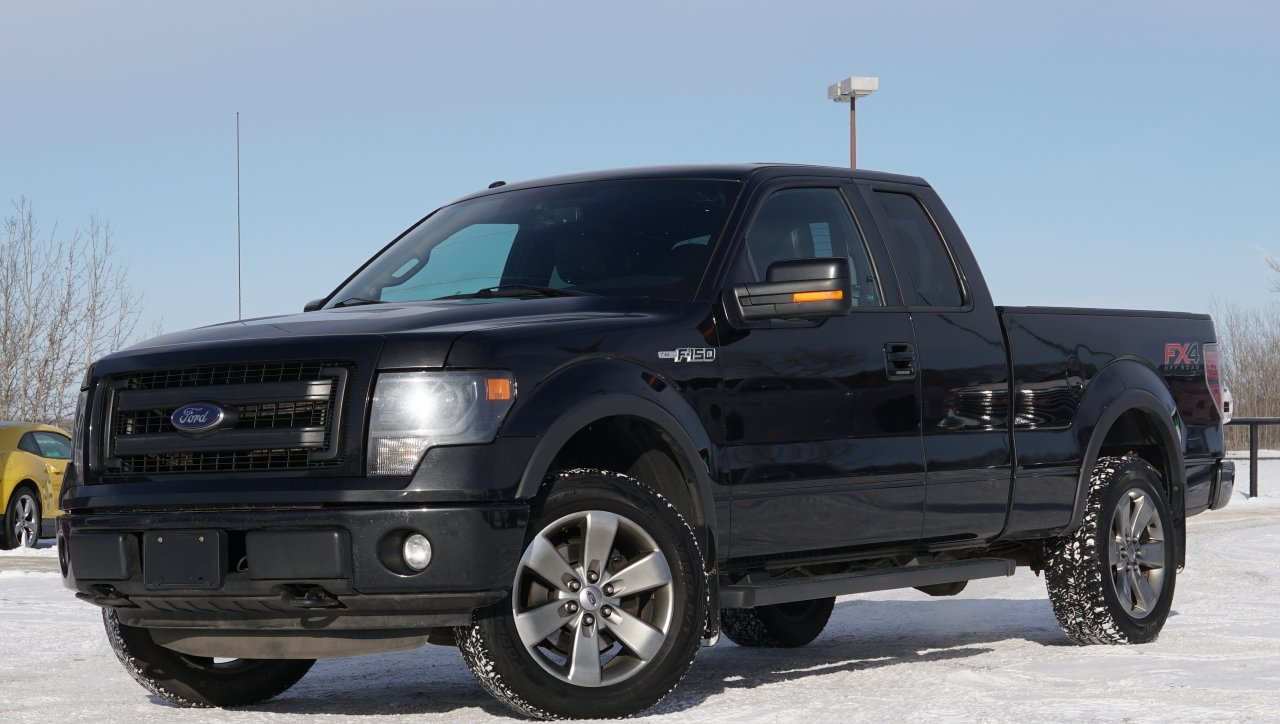 2014 ford f 150 4wd fx4 supercab