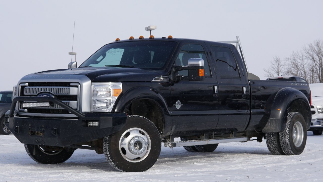 2015 ford super duty f 350 drw 4wd platinum crew cab