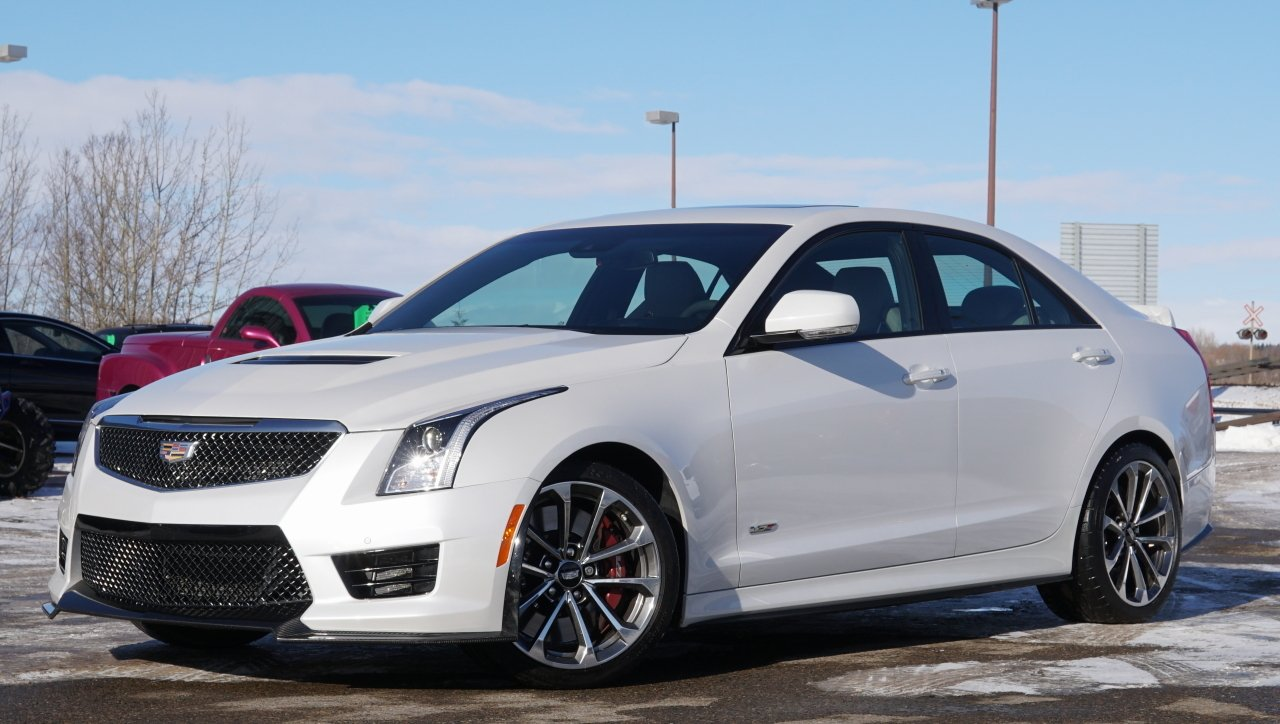 2016 cadillac ats v sedan twin turbo 464hp