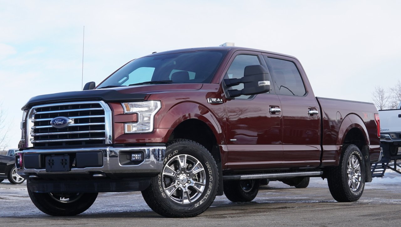 2015 ford f 150 xtr package eco boost