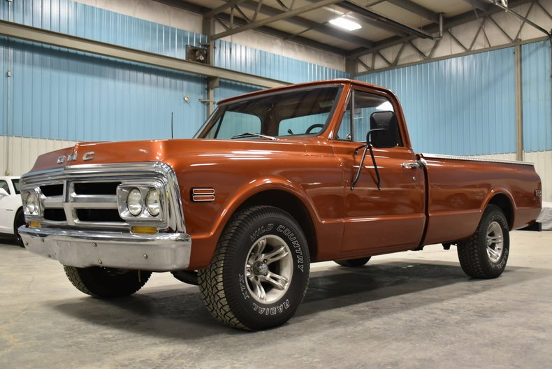 1971 GMC C10 For Sale