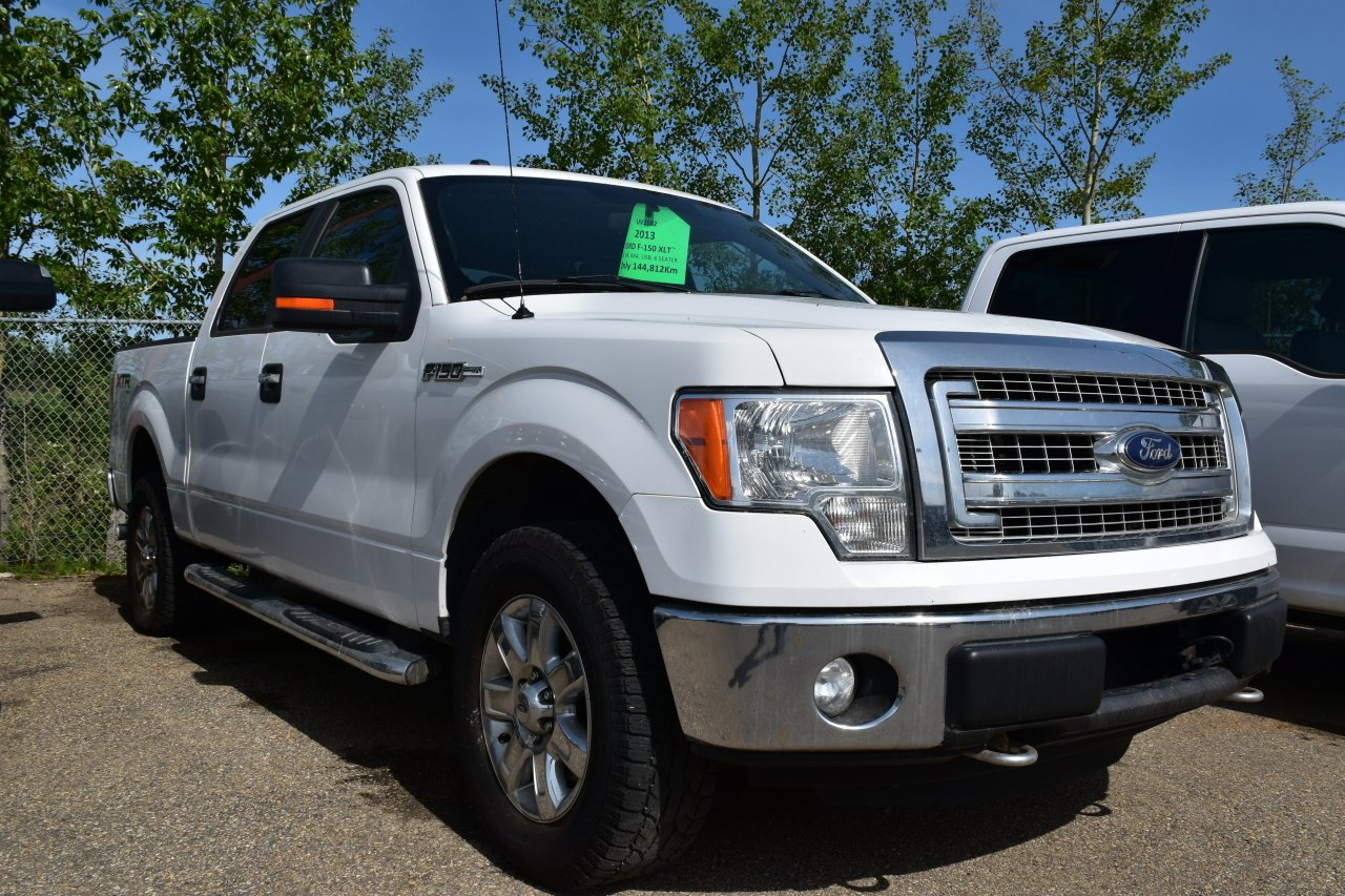 2013 ford f 150 supercrew xlt 4wd
