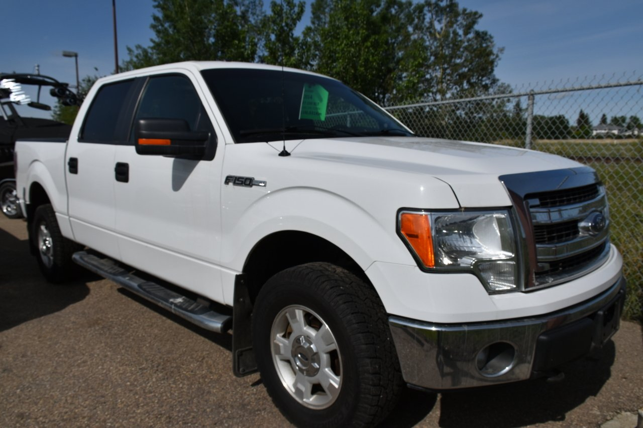 2014 ford f 150 xlt supercrew 4x4
