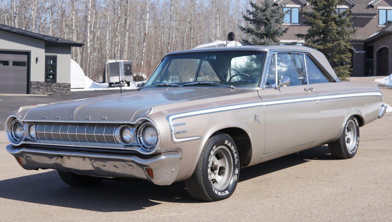 1964 dodge 440 2 door