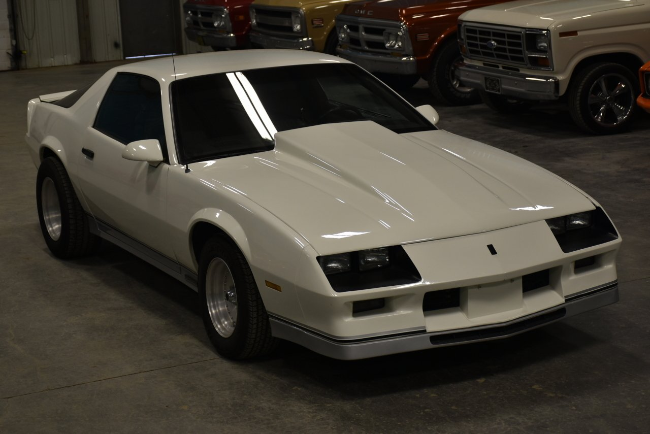 1982 chevrolet camaro 2dr coupe