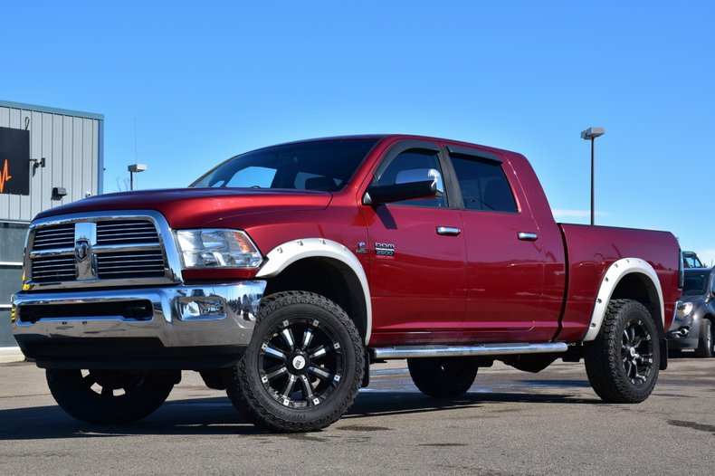 2012 Ram 2500 For Sale