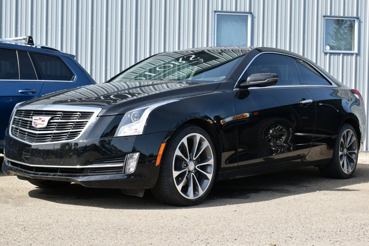 2015 cadillac ats coupe 2 0l turbo performance awd