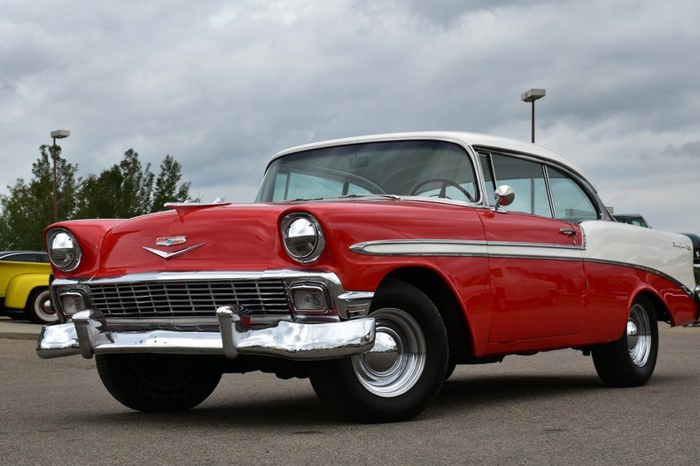 1956 Chevrolet Belair For Sale