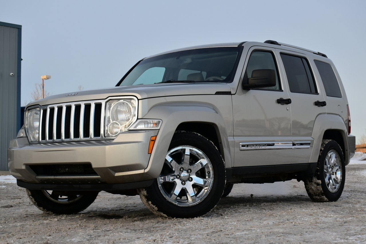 2009 jeep liberty limited 4dr 4x4