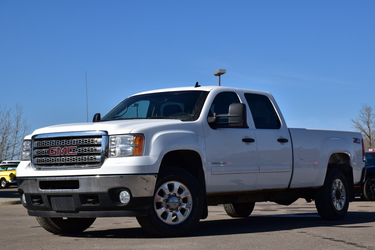 2013 gmc sierra 3500hd crew cab long box 4wd sle
