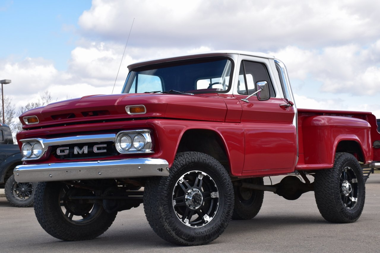 1964 gmc c k 1500 lifted custom