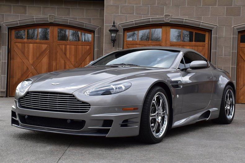 2009 Aston Martin Vantage