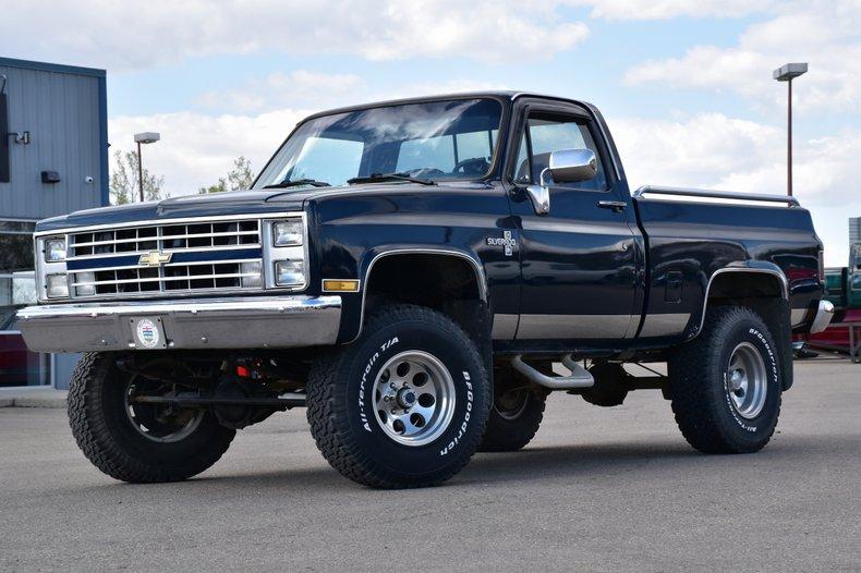 1987 Chevrolet 1/2 Ton