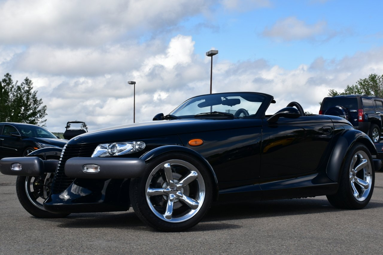 1999 plymouth prowler 2 door convertible roadster