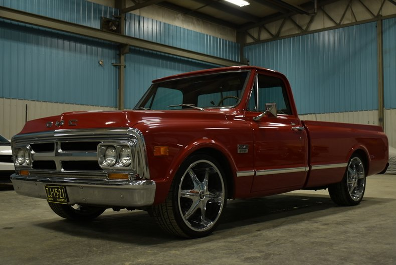 1969 GMC C/K 1500