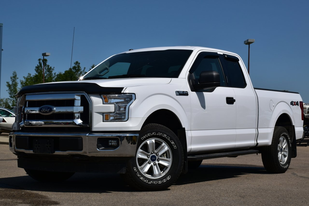 2017 ford f150 xlt supercab 4x4