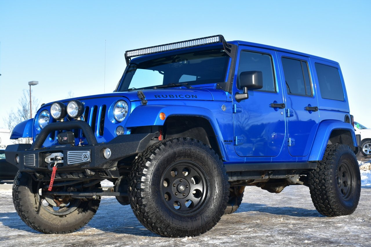 2015 jeep wrangler unlimited rubicon custom