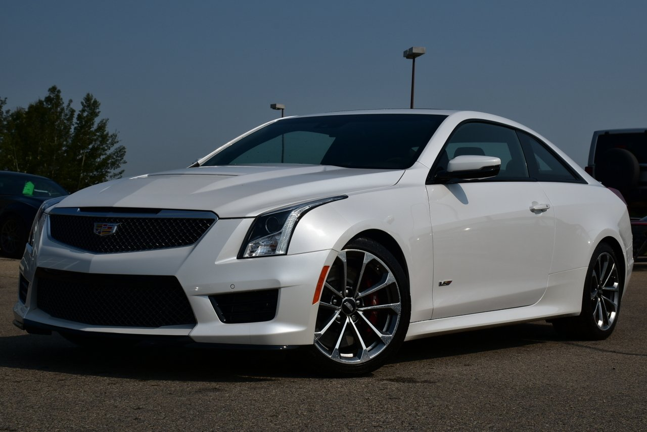 2016 cadillac ats v coupe twin turbo