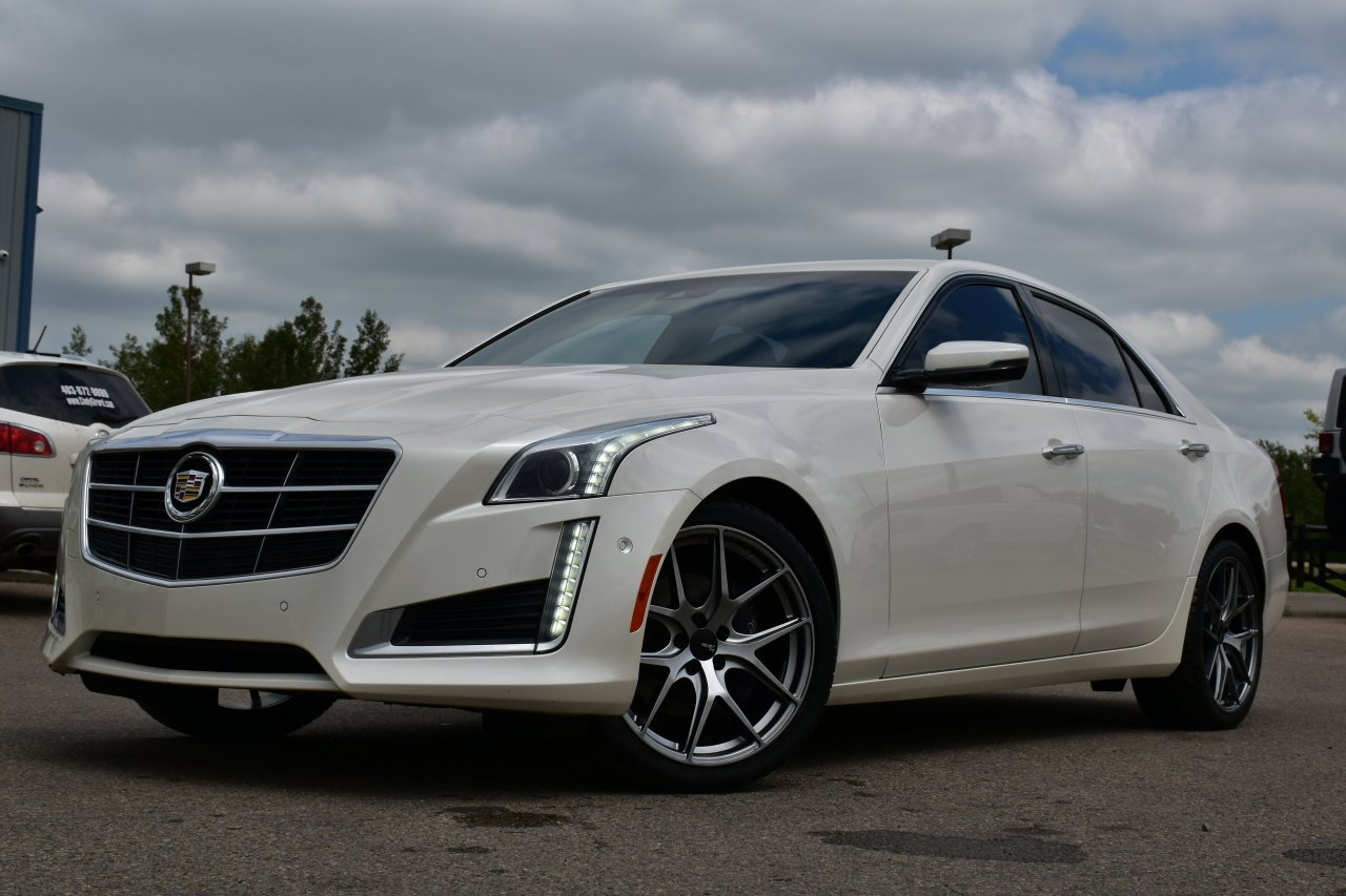 2014 cadillac cts sedan performance awd