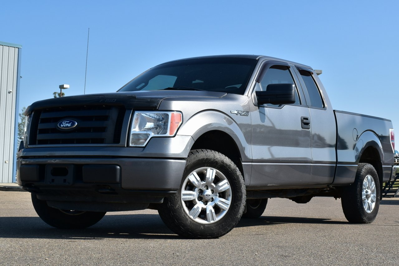 2011 ford f 150 sxt supercab