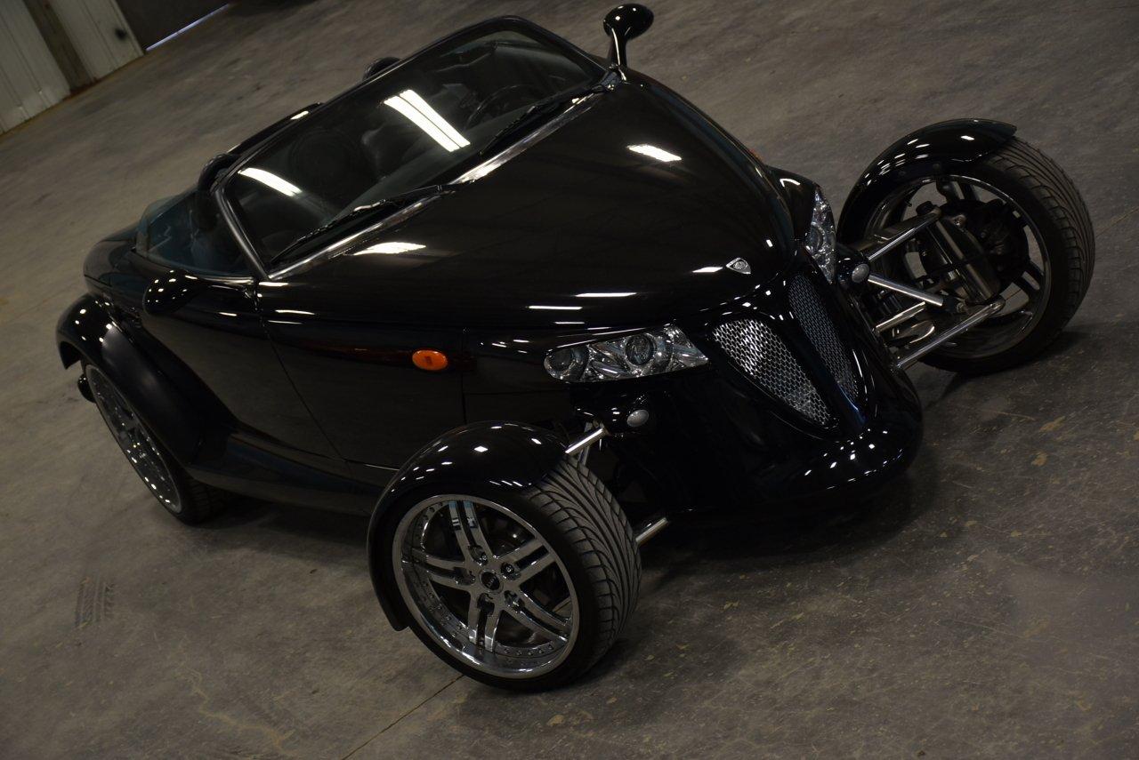 2000 plymouth prowler 2 door convertible roadster