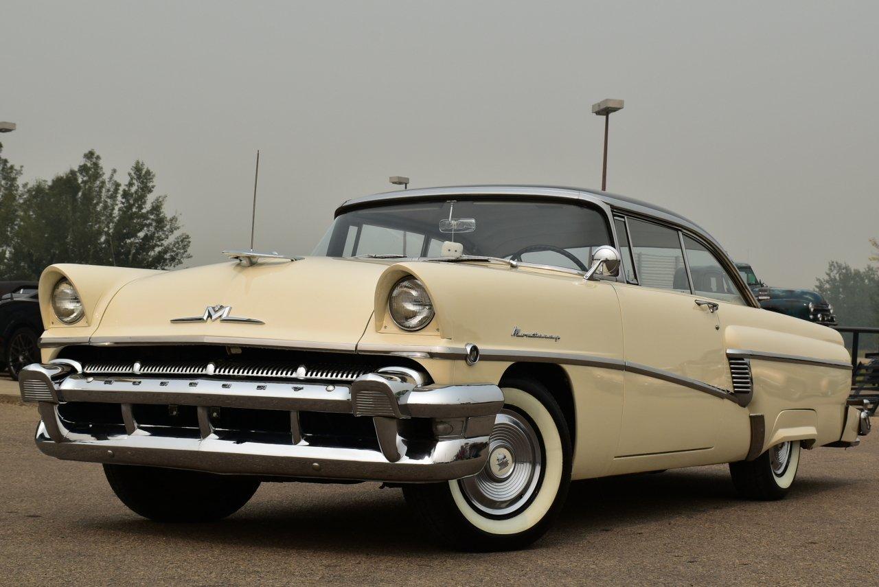 1956 mercury monterey 2 door hardtop