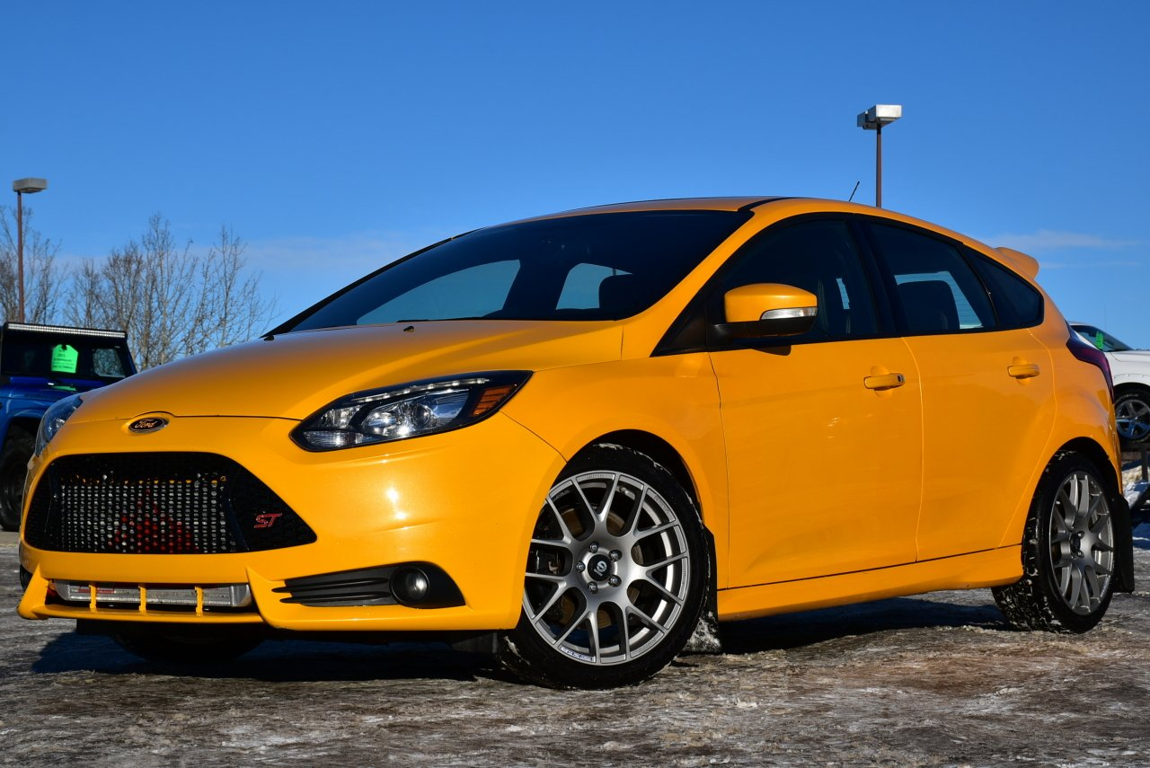 2013 ford focus st hatchback custom
