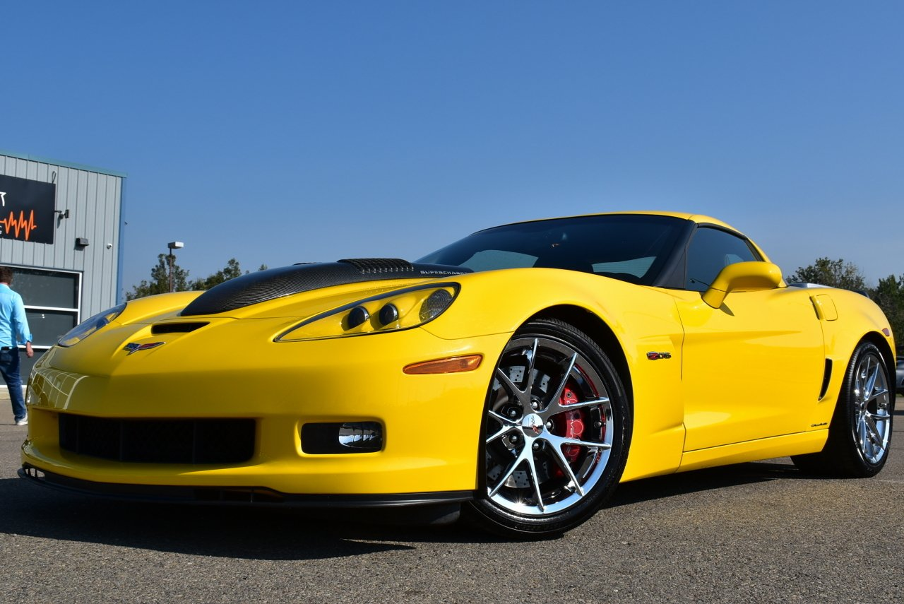 2010 chevrolet corvette z06 callaway edition