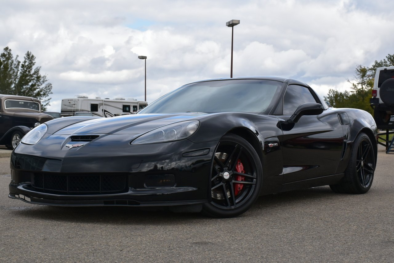 2008 chevrolet corvette z06 coupe