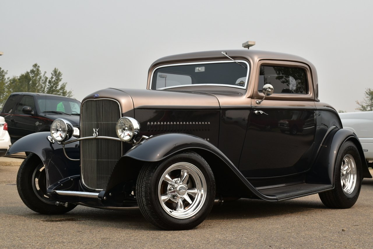 1932 ford model a coupe