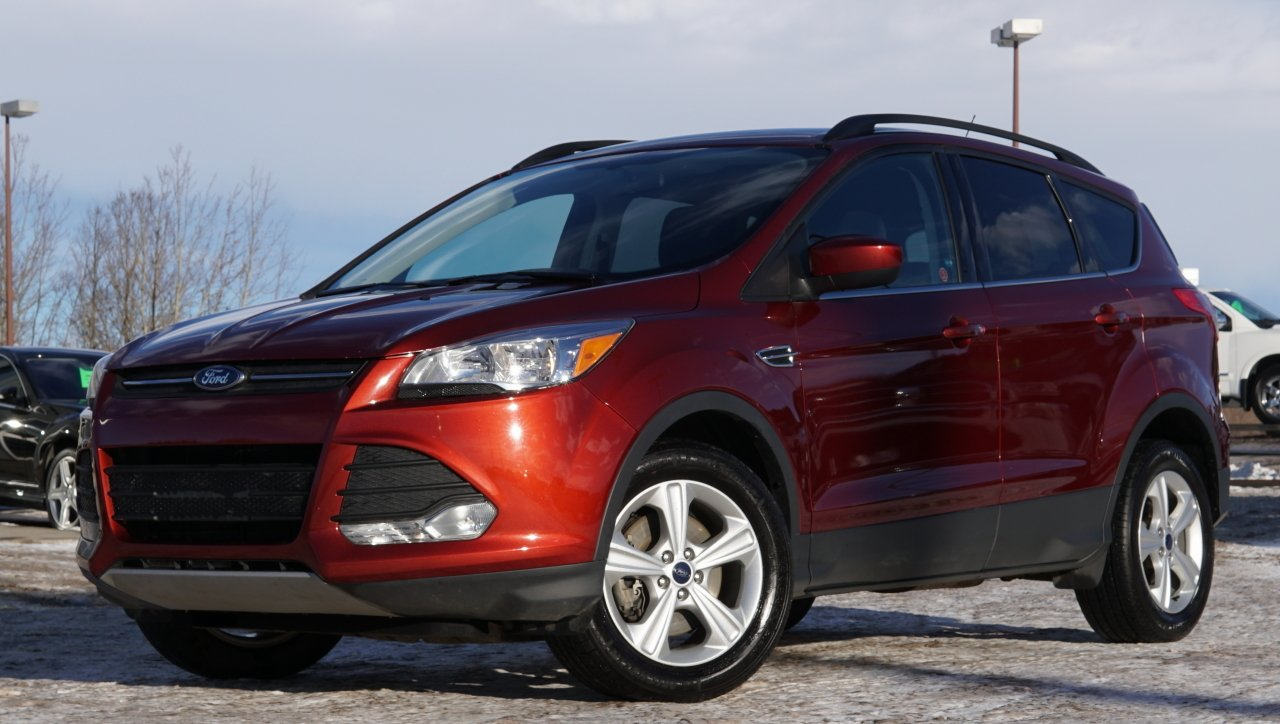 2015 ford escape se 4wd heated seats