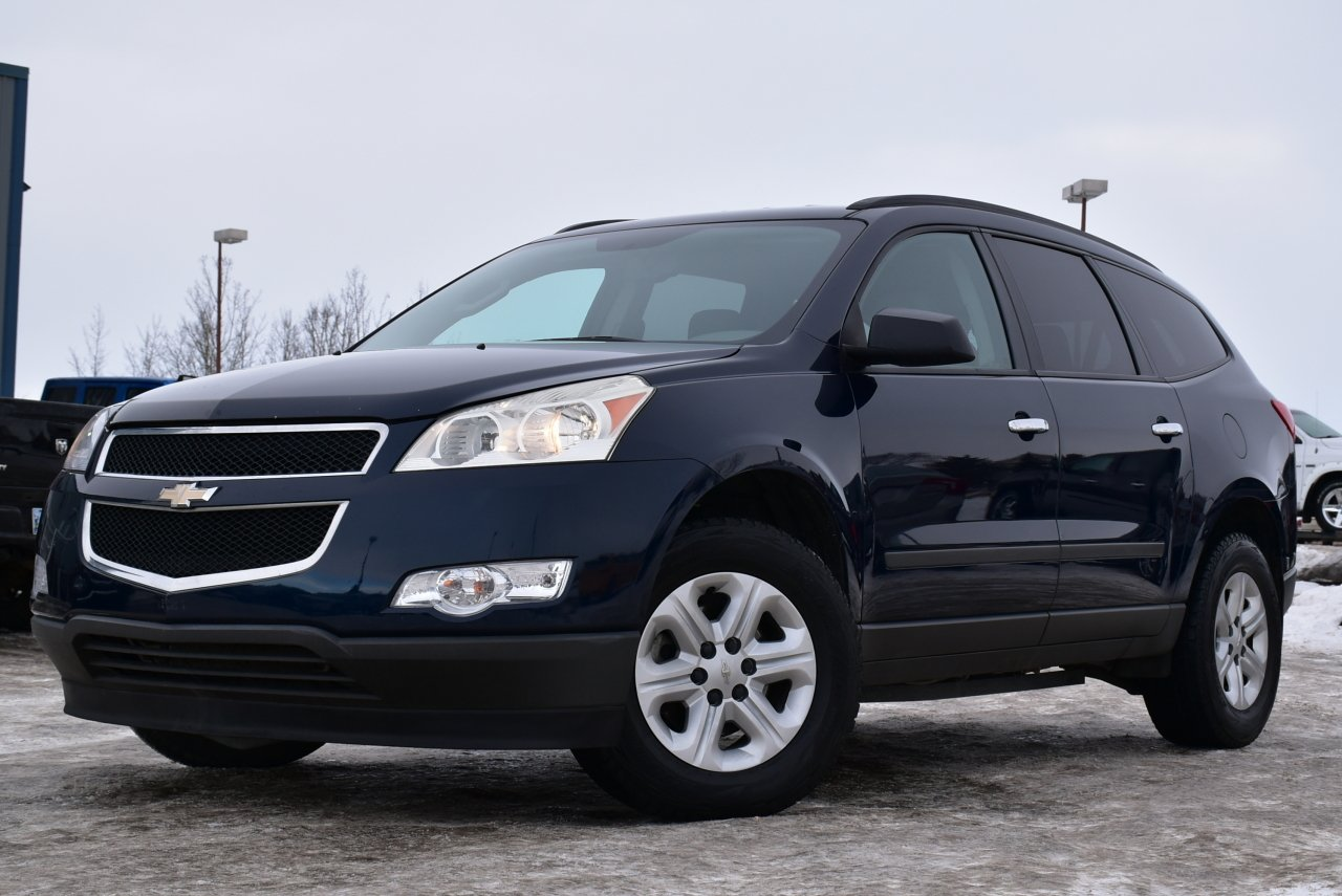 2010 chevrolet traverse awd
