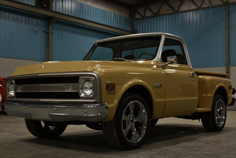 1971 Chevrolet Cheyenne For Sale