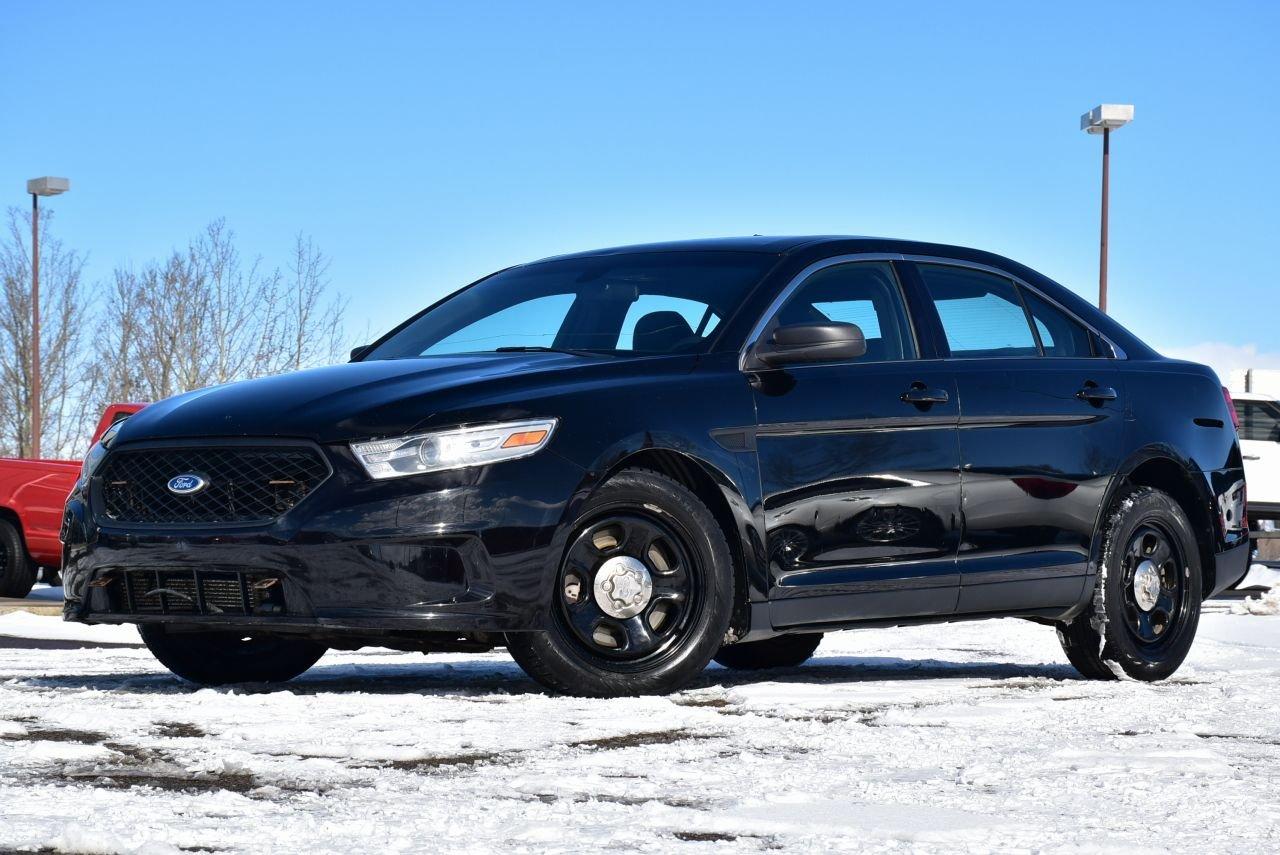 2013 ford taurus police interceptor sedan all wheel drive