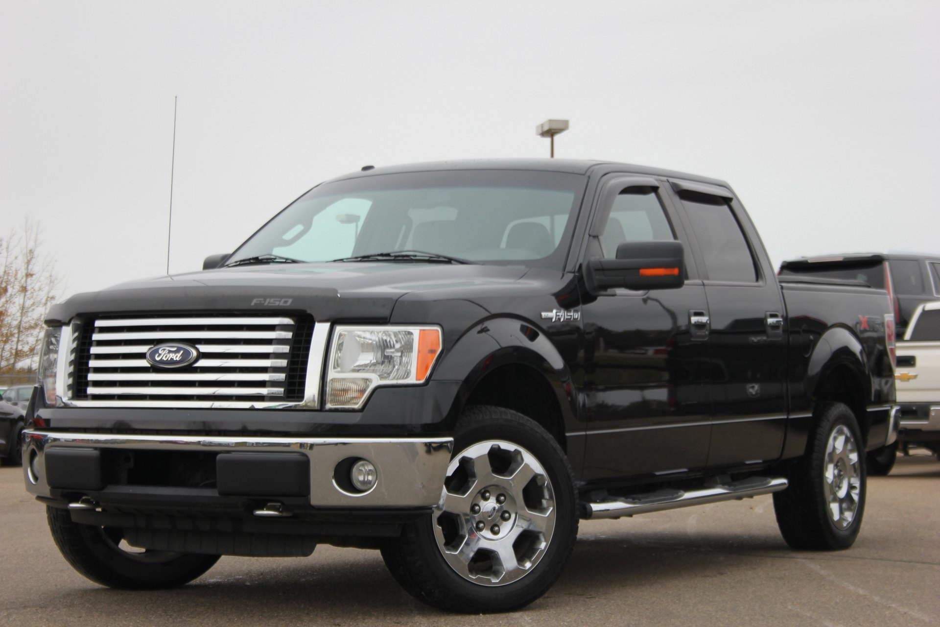 2010 ford f 150 4wd supercrew xtr pkg