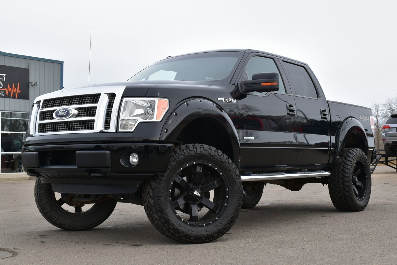 2011 ford f 150 lariat lifted 4x4