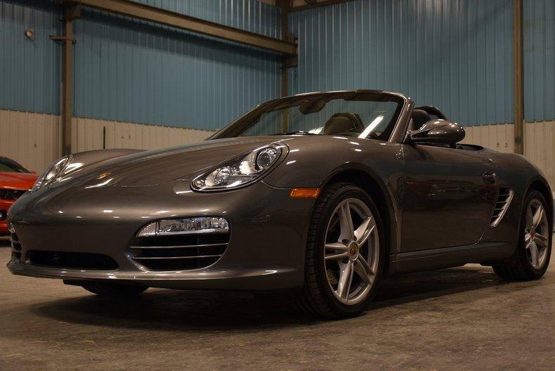 2010 Porsche Boxster For Sale